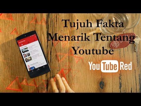 Tujuh (7) Fakta Menarik Tentang YouTube