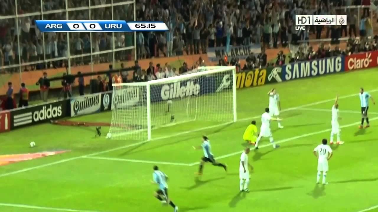 [2014世界杯外圍賽南美區]阿根廷 對 烏拉圭 下半場