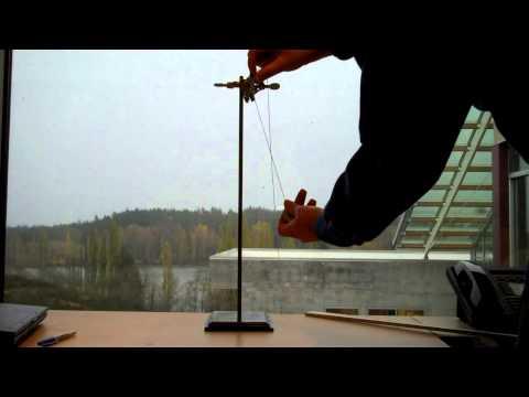 Pendulum measurements multiple lengths