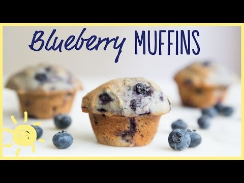 EAT | Blueberry Muffins