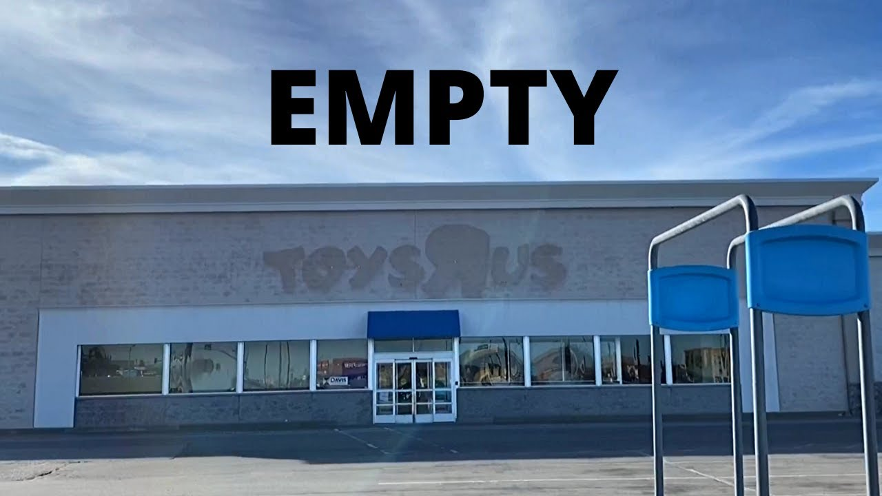 They Closed My Favorite Toy Store