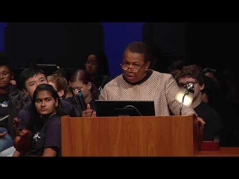 NCSSM MLK Day Keynote Address: Ambassador Carol Moseley Braun