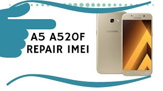A520f u7 knox void 1 IMEI Repair and Patch done by chimera tool 2019