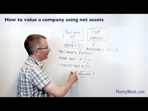 How to value a company using net assets - MoneyWeek Investment Tutorials