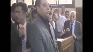 شهادة رئيس مباحث سجن وادى النطرون عن هروب السجناء