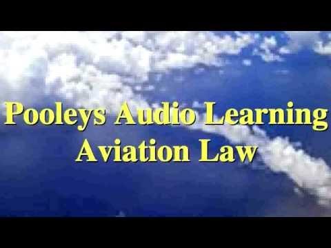 Pilots License -Audio-AIR LAW