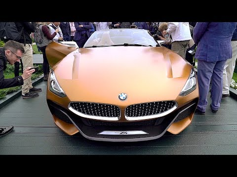 BMW Z4 (2019) Luxury Roadster, Sportier & More Aggressive