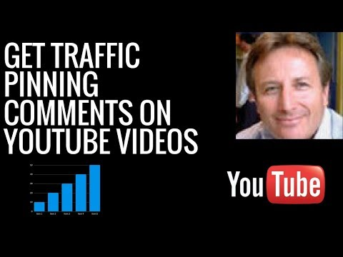 How to Get Traffic Pinning Comments on YouTube Videos