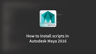 Useful Autodesk Maya KK_DP Script Tutorial - PakVim net HD