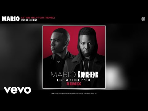 Mario - Let Me Help You (Remix) (Audio) ft. Konshens
