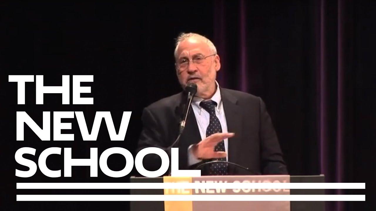 Joseph Stiglitz: The Price of Inequality | The New School