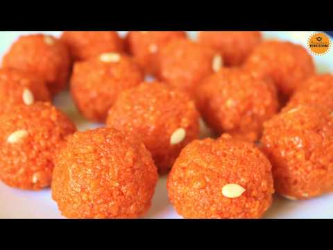 Motichoor Laddu - मोतीचूर लड्डू || Homemade Motichoor Laddu Recipe