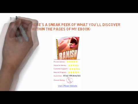 The Banish Tonsil Stones Guide Book    Bonus + Discount