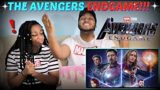 Download Marvel Studios' ″Avengers: Endgame″ Official Trailer REACTION!!! Video