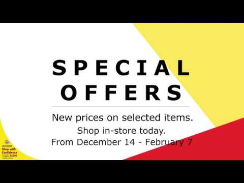 IKEA Special Offers