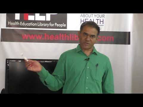 Short HELP Talk: Effective Visualisation by Mr. Vivek Mantri