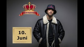 TOP 20 Deutschrap Single Charts | 10. Juni