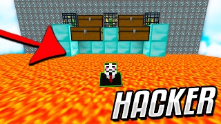 DO Not XRAY This! - Minecraft CATCHING HACKERS TROLLING!