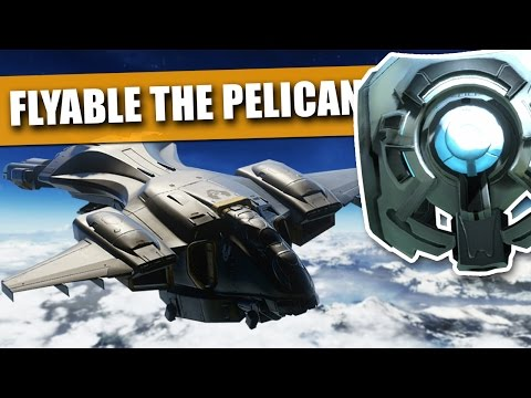 Flyable Pelican - Halo 5 Forge Tutorial