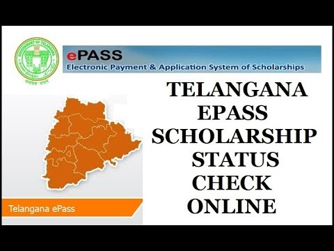 CHECK TS EPASS SCHOLARSHIP STATUS IN THREE SIMPLE STEPS | EDUCATION GUIDENCE SERIES