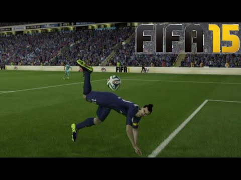 FIFA 15 SCORPION KICK TUTORIAL / How to do it / How to score / Tips & Tricks / Best FIFA Guide