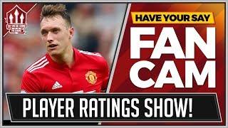 Manchester United Player Ratings vs Burnley