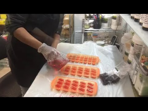 Making Scented Soy Melts