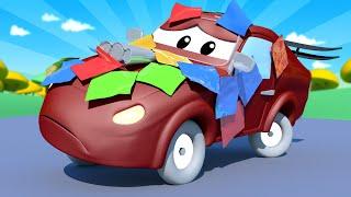 El lavado de Autos de Tom -  Especial Vuelta al Colegio - Bebé Jerry se ve como una piñata