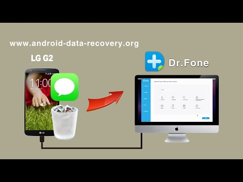 [SMS Recovery for LG G2]: How to Recover SMS Text Messages from LG G2 on Mac