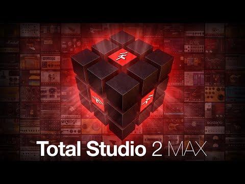 Introducing Total Studio 2 MAX