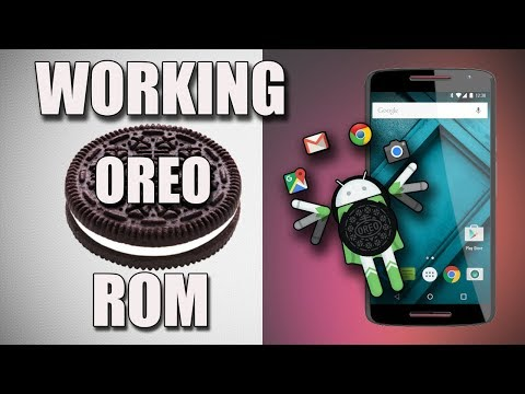 How to install android oreo 8.1 Moto X Play ✔ (100% working Rom )