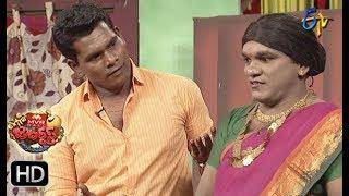 Chammak Chandra Performance | Extra Jabardasth | 29th June 2018 | ETV Telugu