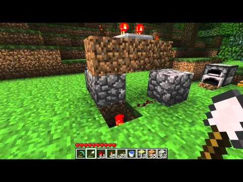 Minecraft - Tutorial: Light Sensor