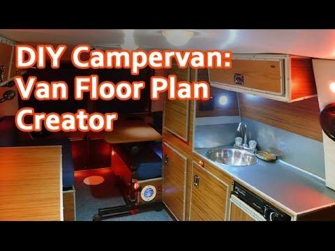 Amazing Tool: Design Online your DIY Camper Van