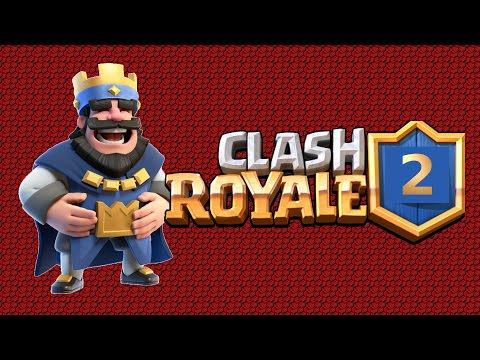 CLASH ROYALE - 2 Aufnahme WIN #Yay #Hype #ClashRoyale