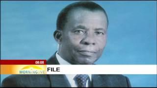 Former Botswana Pres, Sir Ketumile Masire funeral be on Thursday