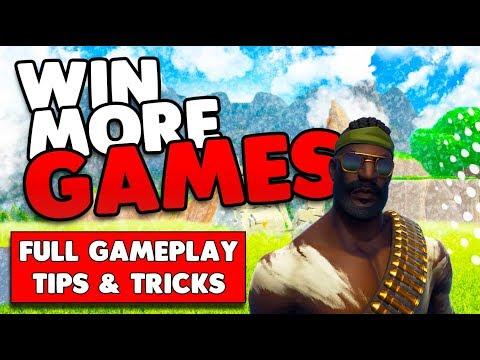 Win More Games! | Full In-Depth Gameplay Tips & Tricks | Fortnite Battle Royale