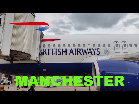 Flight Review from London Heathrow to Manchester with British Airways on Airbus A320