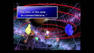 FINAL FANTASY VII master command materia