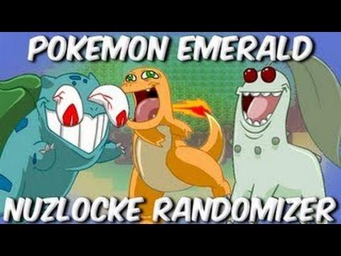 Pokemon Smeraldo Randomizer Nuzlocke Parte 1 Gameplay Walkthrough