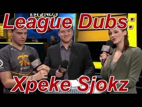 League Dubs : Xpeke and SJokz Naughty Interview