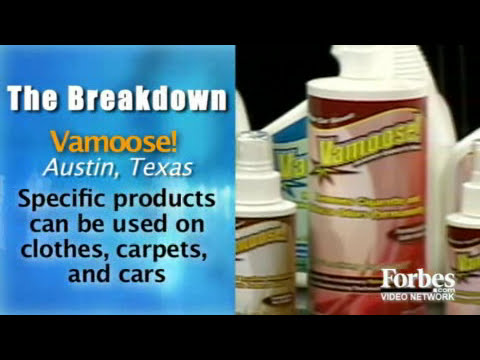 Vamoose Cigarette Smell Remover -Interview with Stephen Parhurst