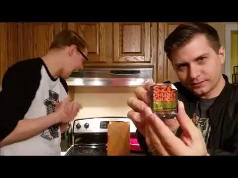 Rick and Morty McDonald's Szechuan Sauce Taste REACTION