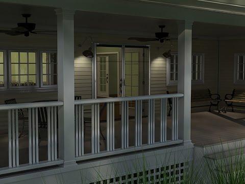 ODL - Brisa Sliding Door Installation