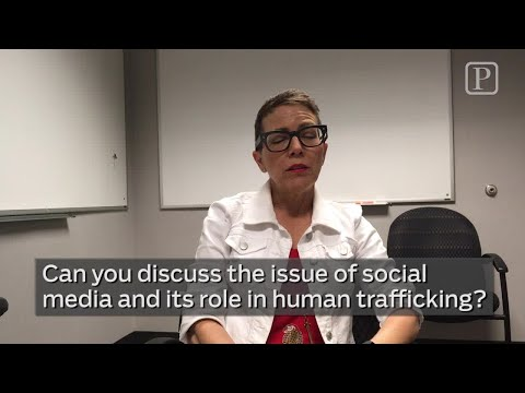 Video: Social media and its role in human trafficking