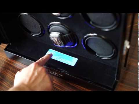 Product Video - Billstone Watch Winder Paragon 6