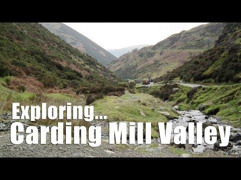 Walks in Shropshire: Exploring Carding Mill Valley