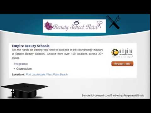 Barber Schools in Illinois | Beauty Schools IL | Barber Certification