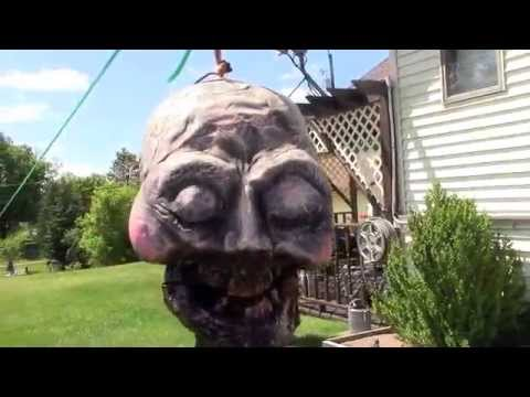 HAUNT ON THE HILL ~ 2015 SUMMER HAUNT PROJECTS