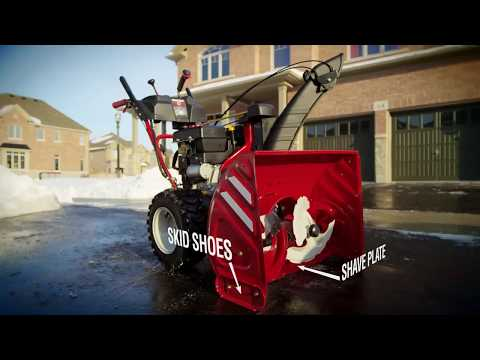 Snow thrower tips to prepare for winter   Get Running with Troy-Bilt